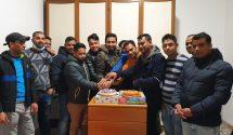আল নাহিয়ান খান জয়ের জন্মদিন পালন করেছে ইতালি ছাত্রলীগ