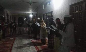 জগদিশপুর ইসলামী সমাজ কল্যাণ সংস্থার অভিষেক অনুষ্ঠান ও উপদেষ্টা পরিষদ গঠন সম্পন্ন