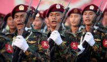 ভোটে জালিয়াতির কারণেই এই পদক্ষেপ: মিয়ানমার সেনাবাহিনী