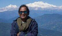 পুলিশের লাঠিপেটায় জখম হাবিব-উন নবী সোহেল