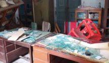বসিলায় জঙ্গি আস্তানা সন্দেহে একটি বাড়িতে অভিযান, আটক ১